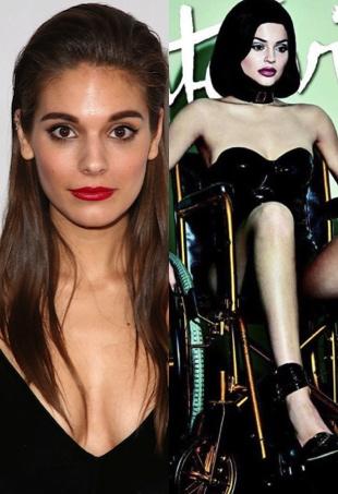 Caitlin Stasey slams Kylie Jenner