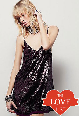Love List: Sequin Dresses
