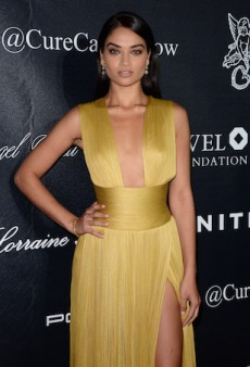 Shanina Shaik Has Been In A Car Accident