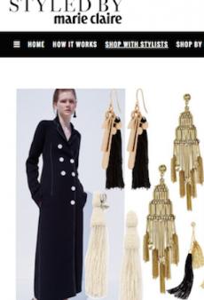 Marie Claire Australia Launches Online Store