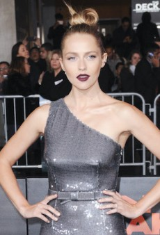 10 Things We Learned About Teresa Palmer from Her Live Twitter Q&A