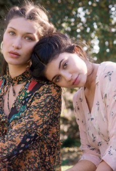 Watch: Kylie Jenner, Bella Hadid and Lottie Moss Talk About Their Famous Sisters