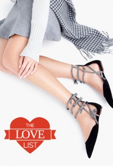 13 Party Shoes Fit for the Holidays: The Love List