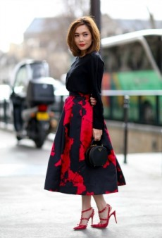 24 Street Style Looks to Inspire Your Holiday Party Outfit
