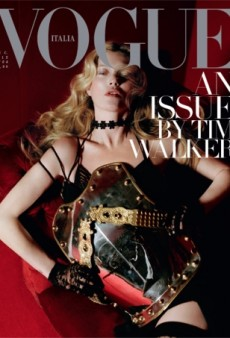 Kate Moss Snags a Vogue Italia Cover for the First Time in Almost 20 Years (Forum Buzz)