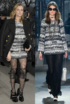 Runway to Real Life: Diane Kruger in Chanel, Rita Ora in Atelier Versace and More (Forum Buzz)