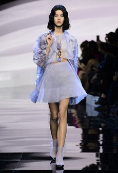 Armani Privé Haute Couture Spring 2016 Runway