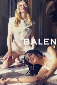 Anna Ewers Outshines Zoe Kravitz in Balenciaga's Spring 2016 Campaign (Forum Buzz)
