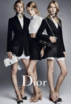 Raf Simons' Final Christian Dior Campaign Fails to Impress Our Forums (Forum Buzz)