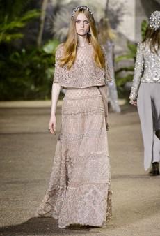 Elie Saab Haute Couture Spring 2016 Runway