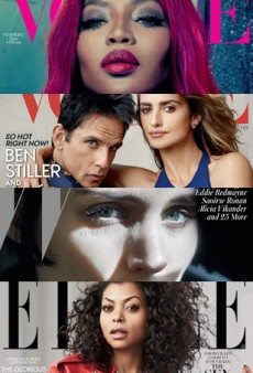 The Glossies: All the February 2016 Magazine Covers We Loved and Hated