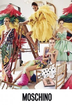 Steven Meisel Just Made Jeremy Scott's Moschino Collection Look Mega Expensive (Forum Buzz)