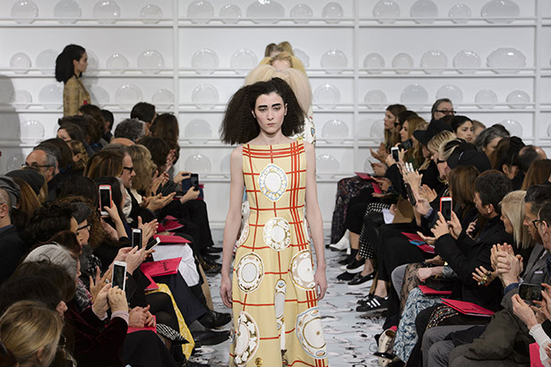 See all the Schiaparelli Haute Couture Spring 2016 looks from the runway.