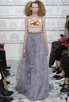 Schiaparelli Haute Couture Spring 2016 Runway