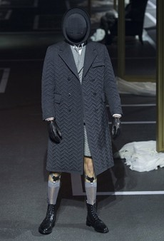 Thom Browne Men's Fall 2016 Runway