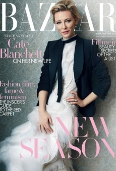 Overexposure Alert: Cate Blanchett Lands Yet Another Magazine Cover (Forum Buzz)