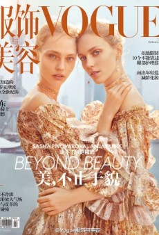 Is This Vogue China Cover the Best Use of Photoshop Ever? (Forum Buzz)