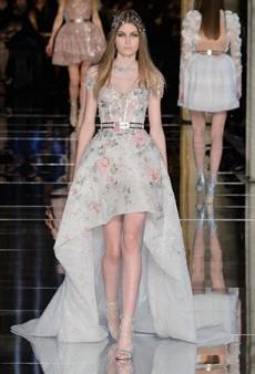 Zuhair Murad Haute Couture Spring 2016 Runway