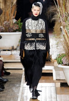 Antonio Marras Fall 2016 Runway