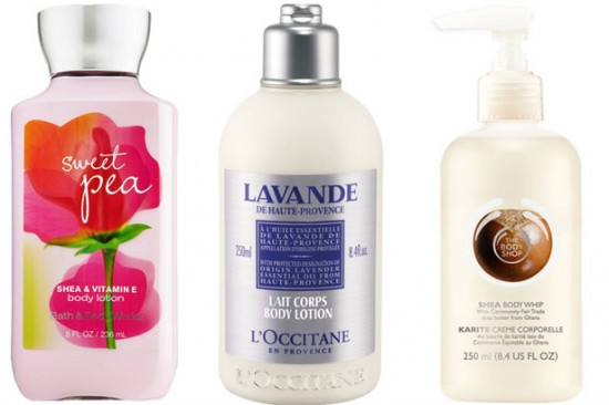 7 Iconic Body Lotions That Smell AMAZING