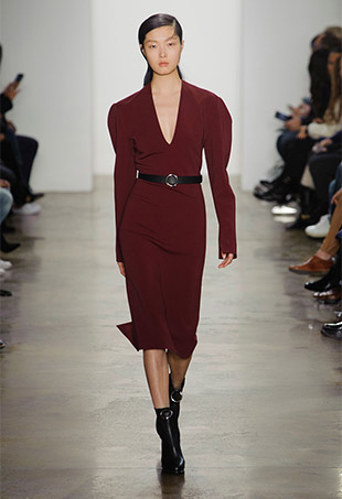 Dion Lee Fall 2016 Runway