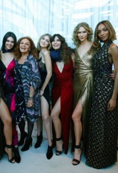 Watch: Karlie, Kendall, Gigi and Crew Dance for DVF at NYFW
