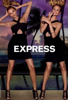 Natasha Poly Delights in This Energetic Express Campaign (Forum Buzz)
