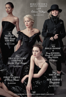 Diane Keaton Wears Own Clothes, Proves Boss Status in Vanity Fair 'Hollywood Issue'