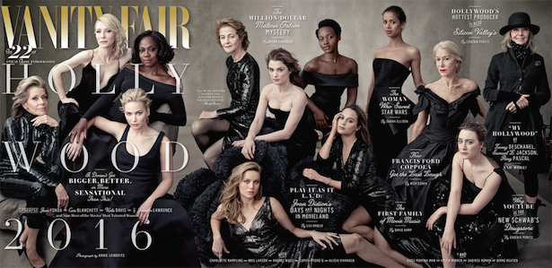 Vanity Fair Hollywood Issue 2016