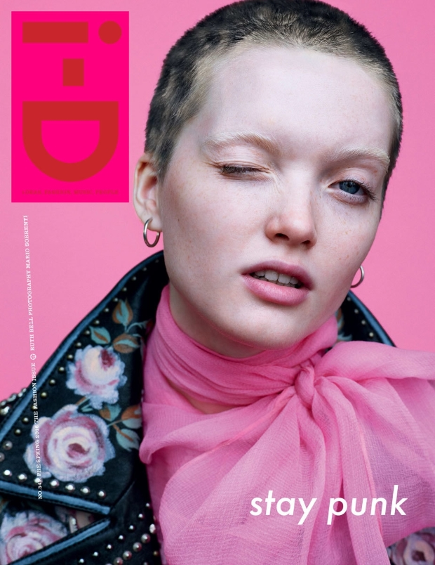 i-D Pre-Spring 2016 by Mario Sorrenti