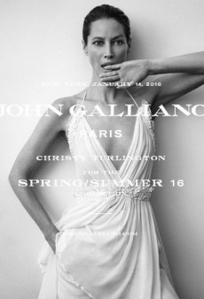 Can Christy Turlington Burns Revive the John Galliano Label? (Forum Buzz)