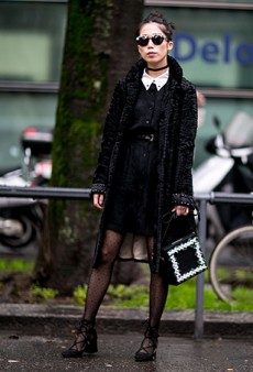 101 Best Street Style Looks From Milan Fashion Week Fall 2016