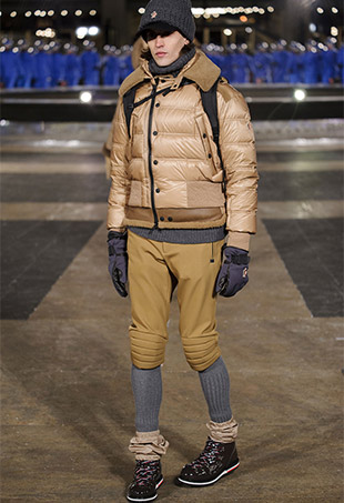 Moncler Grenoble Fall 2016 Runway