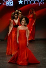 Celebrities Walk the Runway for a Good Cause at the 2016 Red Dress Collection Show