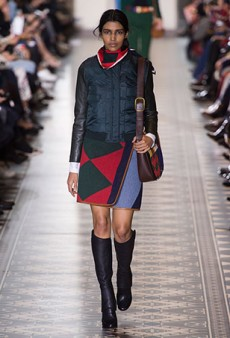 Tory Burch Fall 2016 Runway