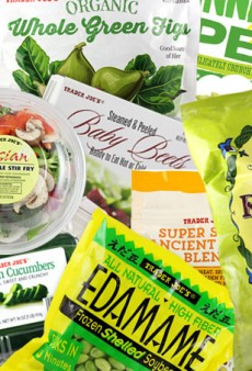 16 Healthy (and Delicious!) Things We Always Buy From Trader Joe's