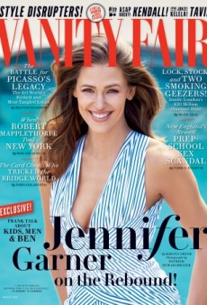 Jennifer Garner 'Looks Like a Desperate Housewife' on Vanity Fair's March Cover (Forum Buzz)