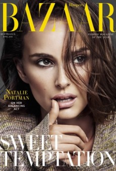 Natalie Portman Looks Exquisite on the Cover of Harper's Bazaar Australia — But It Looks Awfully Familiar (Forum Buzz)
