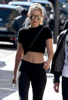How to Master the Athleisure Trend Like Gigi Hadid