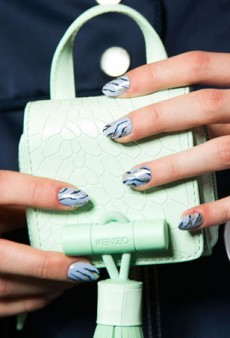 The Top 4 Nail Trends From the Fall 2016 Runways