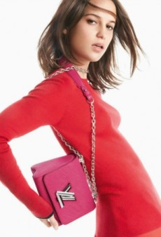 Alicia Vikander's New Handbag Campaign for Louis Vuitton Is 'Cheap' and 'Forgettable' (Forum Buzz)
