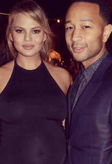 John Legend and Chrissy Teigen Welcome a Baby Girl!