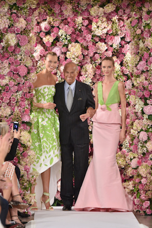 Oscar de la Renta Showing in Australia for the First Time Ever