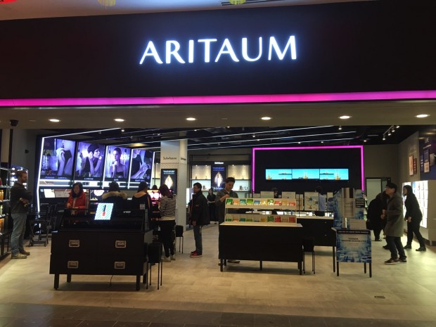 Korean beauty emporium Aritaum launches stateside.
