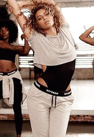 Beyoncé's in Ivy Park