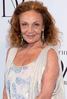 Diane Von Furstenberg Serves Up Priceless Life Advice
