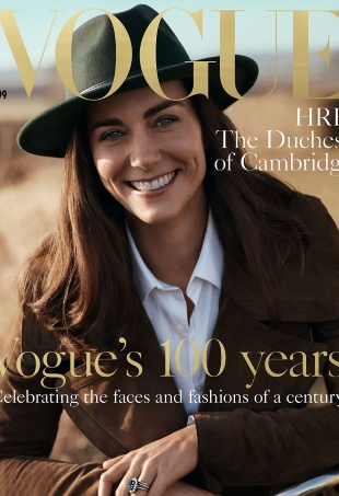 Kate Middleton Crowned UK Vogue's 100th Anniversary Cover Star! (Forum Buzz)