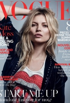 Kate Moss' 37th Cover of UK Vogue Is Just More of the Same (Forum Buzz)