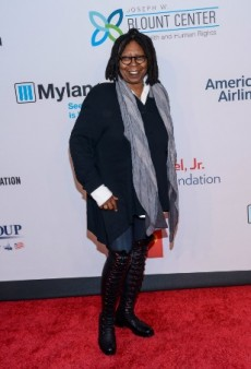 Whoopi Goldberg Wants Medical Marijuana to Solve All Your Period Cramp Problems