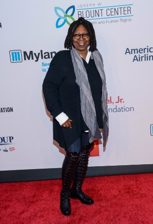 14th Annual Elton John AIDS Foundation An Enduring Vision Benefit at Cipriani Wall St. Featuring: Whoopi Goldberg Where: New York, New York, United States When: 03 Nov 2015 Credit: C.Smith/ WENN.com